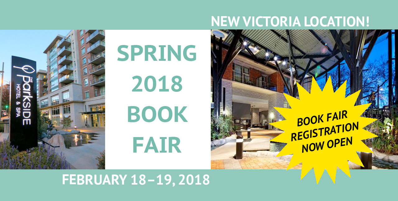 Register for Spring 2018 Book Fair Now