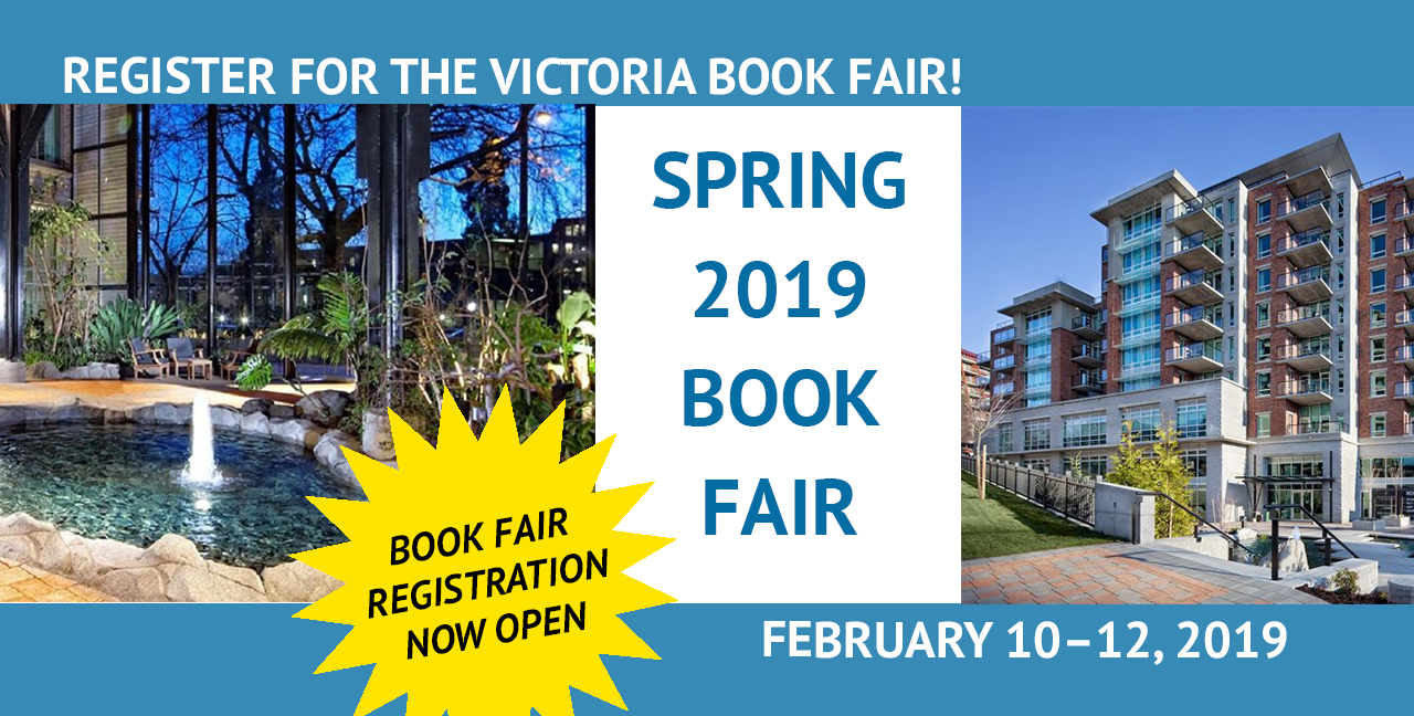 Register now for the Spring 2019 Book Fair