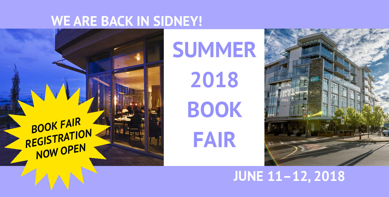 Registration Now Open for the Summer Book Fair